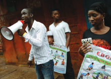 Using Media and Communication to Respond to Public Health Emergencies: Lessons Learned from Ebola