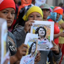 Human Rights Defenders under Threat - A Shrinking Space for Civil Society