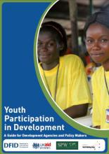 Youth Participation in Development: A Guide for Development Agencies and Policy Makers