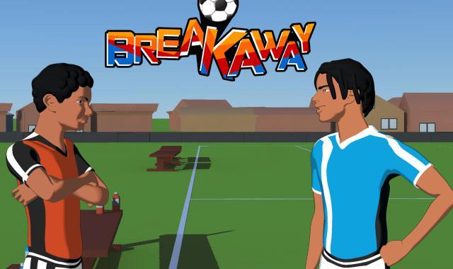 Breakaway: A Global Electronic Game