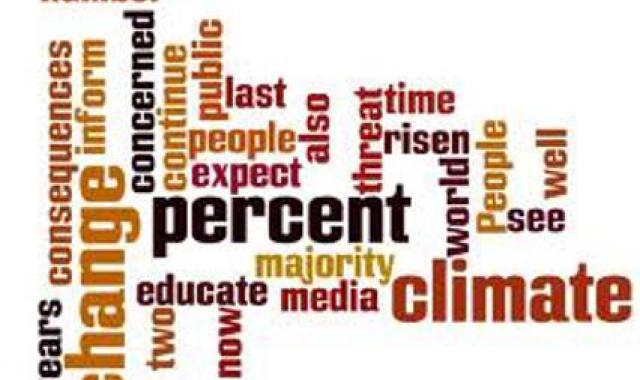 Climate Change Should be Prioritized by the Media