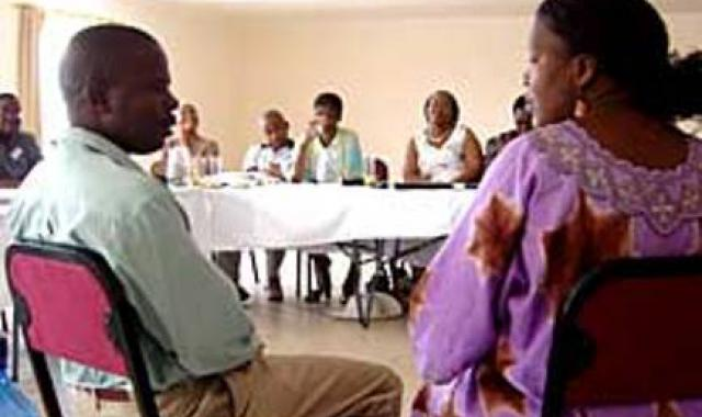 Sharing Experiences from the Capable Partners Project (CAP) in Botswana