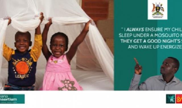 Using SBCC to Create Demand for Mosquito Nets in the Private Sector