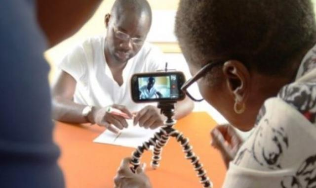 Story-Driven Participatory Video with Mobile Technology Project