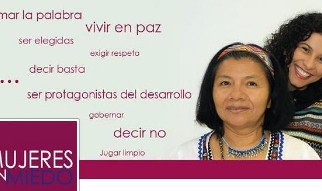 Fearless Women of Antioquia