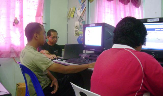 Malaysian Rural Internet Centers