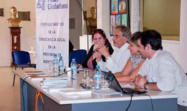 Strengthening Local Democracy in the Province of Buenos Aires