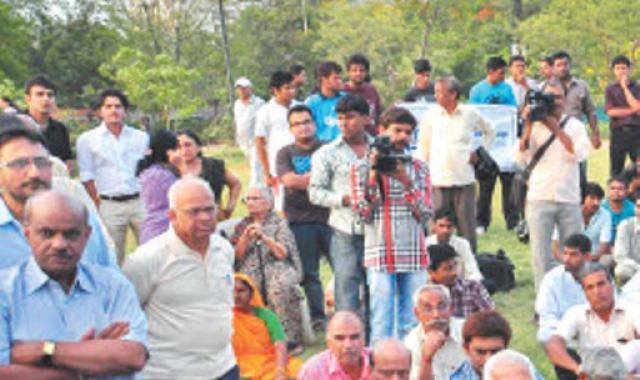 Campaign Bhatti mein Shahar