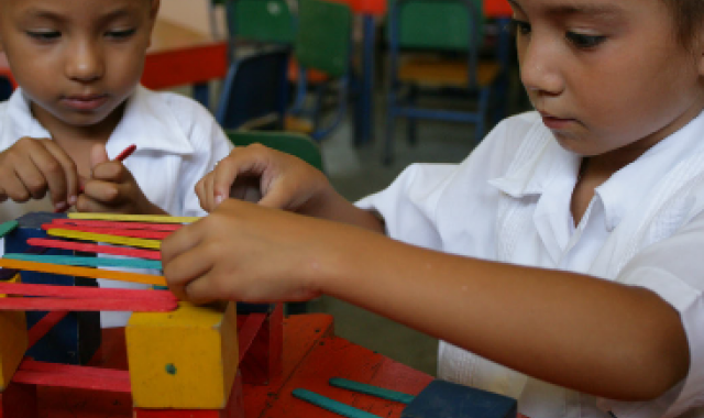 Going to Scale: Early Childhood Development in Latin America