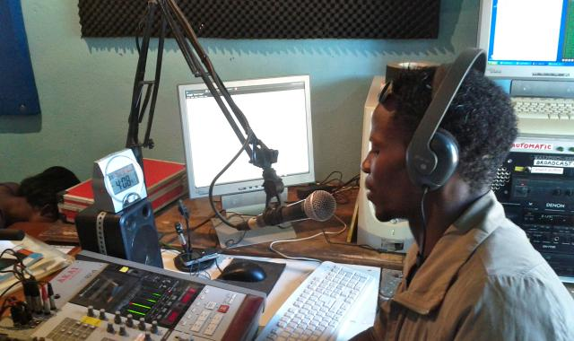 PSAf is using community radio as a key platform for amplifying voices