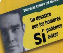 Impact Evaluation of the Campaign Violence against Women: A Disaster that We Men Can Avoid