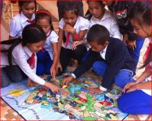 Children's Action for Disaster Risk Reduction: Views from Children in Asia