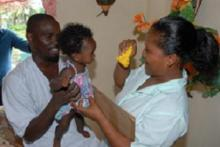 The Impact of a Caribbean Home-Visiting Child Development Program on Cognitive S