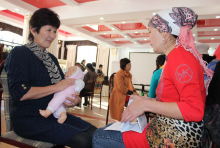 Training Supervisors to Mentor Health Workers Who Provide Counselling on Infant and Young Child Feeding