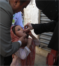 Why using polio infrastructure to support broader health services could help secure eradication