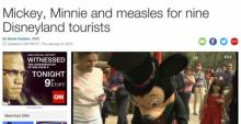 """Measles, Moral Regulation and the Social Construction of Risk: Media Narratives of """"Anti-Vaxxers"""" and the 2015 Disneyland Outbreak"""