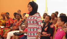 Turn Up The Volume: Empowering Women Through Media: Lessons from BBC Media Action's Governance Programming