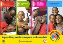 Malaria Case Management: Monitoring and Evaluation for SBCC - Implementation Kit