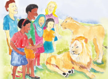Singing to the Lions - A Facilitator's Guide to Overcoming Fear and Violence in Our Lives