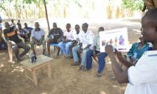 Facilitator's Guide for Father-to-Father Support Groups: Infant and Young Child Feeding and Gender in Ghana