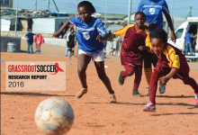 Grassroot Soccer Research Report 2016