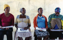 ACCLAIM Toolkit: Scaling Up Community Involvement in Maternal and Child Health and Prevention of Mother-to-Child HIV Transmission