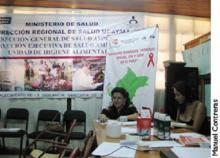 Sex Work and Life with Dignity: Sex Work, HIV, and Human Rights Program in Peru