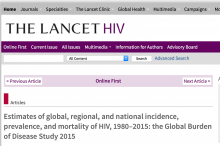 HIV/AIDS - Progress or Stalled? What Next?