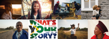 What's Your Story? Campaign
