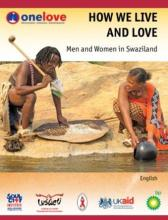 How We Live and Love: Men and Women in Swaziland - Booklet