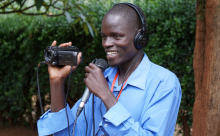 Broadcasting Peace: A Case Study on Education for Peace, Participation and Skills Development Through Radio and Community Dialogue